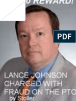 OED Attorney Fraud Complaint Against Lance G. Johnson