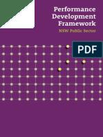 Conseptual Framework Pengembangan Manajemen Kinerja