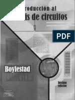 Introduccion Al Analisis de Circuitos - Edicion 10 - Robert L. Boylestad