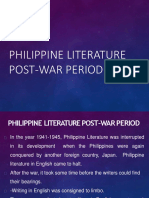 5-Post War Period