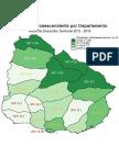 Mapa población afrodescendiente