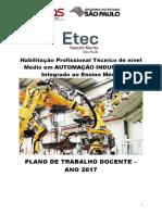 PTDs Automao Integrado 2017
