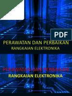 KB 4. Perawatan Elektronika