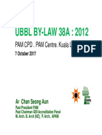 Ubbl by Law 38a 2012 Part 1