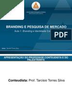 Branding e Pesquisa de Mercado