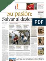 A Salvar El Desierto