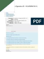 Investigación Operativa II (PRACT 1)UNIV. TELESUP ING.SISTEMAS VI CICLO