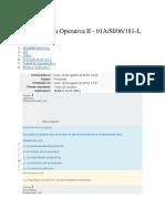 Investigación Operativa II (PRACT 2)UNIV. TELESUP ING.SISTEMAS VI CICLO