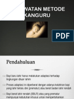 Perawatan Metode  Kanguru