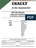 Manual Renault Reparacion Motores Diesel