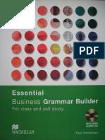Essential Grammar in Use