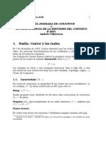 Notas Conjuntos Villaveces