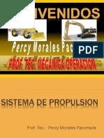 Seminario Tren de Propulsion Arequipa Peru 2