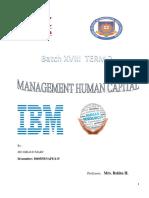 MHC IBM111
