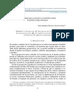 ANALISIS DE LA NUEVA CONSTITUCION. MEXICO.pdf