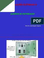 Calculo Quadro de Disjuntorl