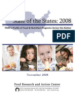 State of the States 2008 Report Re