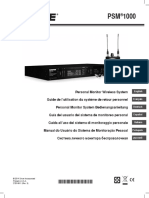Psm1000-User Guide