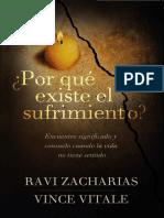 ¿Porque existe el sufrimiento - Ravi Zacharias.pdf