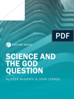 Science and The God Question Debate Study Guide