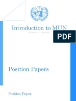 introduction to mun