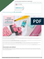 Como conservar jabones artesanales_ trucos y consejos practicos.pdf