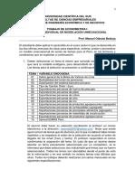 Trabajo  Econometria p.m.o