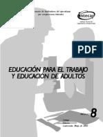 MODULO8 Educación de Adultos