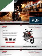 Catalogo Dinamico YBR 125 ESD