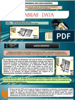 Habeas-data