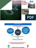 Problematicas y Retos Por La Conservación Del Agua-Ucayali.