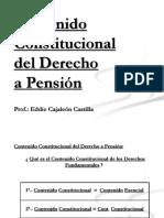 Contenido Derecho a Pension CEC 1
