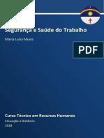 Caderno Final de RH ( Segurança e Saúde Do Trabalho) RDDI 2017.2