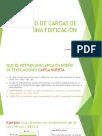 Metrado de cargas de una edificacion - CARGA MUERTA Y VIVA SEGUN RNE PERU.pdf