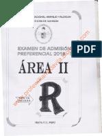 Examen Admisión Preferencial UNHEVAL 2018-I-profewilliams