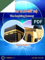 English Al Israa and Al Miraj