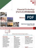 Mdh - Fintech Ibs June 2017