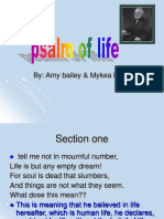 A Psalm of Life