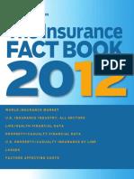 Insurance Factbook 2012