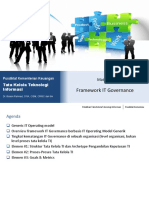 Framework It Governance