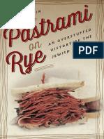 Ted Merwin-Pastrami on Rye_ an Overstuffed History of the Jewish Deli-NYU Press (2015)