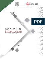 Manual Evalucion CONCOCER-01!01!2018
