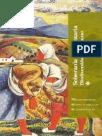 Revista Soberanía alimentaria, biodiversidad y culturas 2