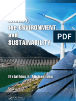 [Mechanical and Aerospace Engineering Ser] Michaelides, Efstathios E - Energy, The Environment, And Sustainability (2018)
