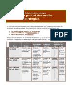 1.90 Guia Para El Desarrollo de Estrategias