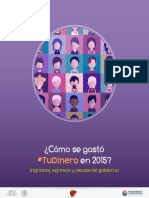 U4 Gasto Dinero 2015
