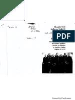 Consenso y Coacción - Ricardo Forte Guillermo Guajardo
