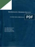 DISCRIMINACIÓN Y DIVERSIDAD SEXUAL EN COLIMA UN ESTUDIO DESDE LA PERSPECTIVA DE LA SOCIEDAD CIVIL