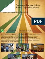 Pembicara Seminar Motivasi Contact Center/ Fast Respon