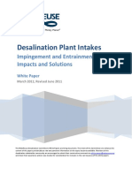 Sea water Desal plants